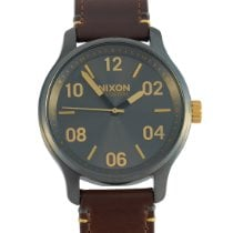 Nixon Steel 42mm Quartz A1243-595-00 new United States of America, Pennsylvania, Southampton