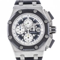 Audemars Piguet Royal Oak Offshore Chronograph occasion 44mm Chronographe Date Caoutchouc