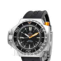 Omega Seamaster PloProf Steel 55mm Black United States of America, New York, Hartsdale