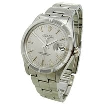 Rolex 1501 Steel 1975 Oyster Perpetual Date 34mm pre-owned United Kingdom, Sheffield