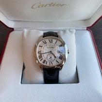 Cartier Drive de Cartier подержанные 40mm Кожа