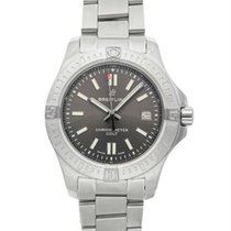 Breitling Chronomat Colt Steel 40mm Grey