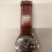 Hamilton Jazzmaster Viewmatic pre-owned 44mm Black