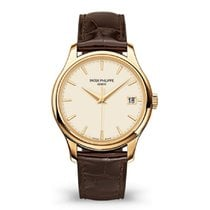 Patek Philippe 5227J-001 Yellow gold Calatrava 39mm new United States of America, New York, New York