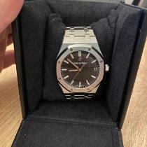 Audemars Piguet Royal Oak neu 2020 Automatik Uhr mit Original-Box und Original-Papieren 15500ST.OO.1220ST.03