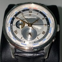Maurice Lacroix Masterpiece Worldtimer new 2015 Automatic Watch with original box and original papers MP6008-SS001-111