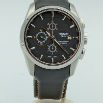Tissot Couturier Steel 44mm Black No numerals United States of America, Illinois, Roscoe