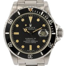 Rolex Submariner Date 16800 Fair Steel 40mm Automatic New Zealand, Auckland