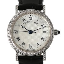 Breguet Classique 8068BB/52/964 DD00 Good White gold 30mm Automatic New Zealand, Auckland