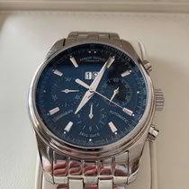 Armand Nicolet Steel 43mm Automatic AN9648-2 new United States of America, Texas, Sugar Land