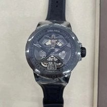Roger Dubuis Excalibur Титан 45mm Прозрачный Без цифр