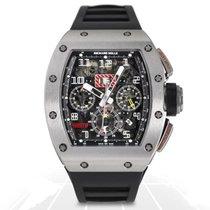 Richard Mille RM011 AJ TI Titan RM 011 50mm nové