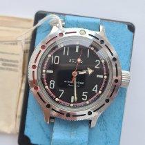 Vostok 474985 Unworn Steel 43mm Manual winding