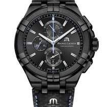 Maurice Lacroix Staal 44mm Quartz AI1018-PVB01-337-1 nieuw Nederland, Roosendaal