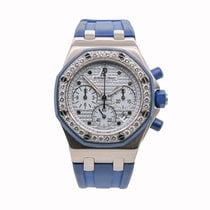Audemars Piguet Royal Oak Offshore Lady 25986CK.ZZ.D020CA.02 Very good White gold Automatic