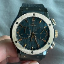 Hublot 521.CO.1781.RX Ceramic 2017 Classic Fusion Chronograph 45mm new United States of America, Texas, plano