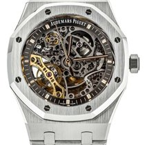 Audemars Piguet Royal Oak Double Balance Wheel Openworked 41mm Transparent
