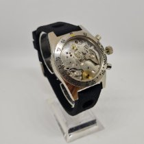 Aquastar Steel 38mm Manual winding Deepstar 92 pre-owned