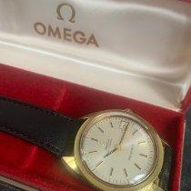 Omega Gold/Stahl 35,2mm