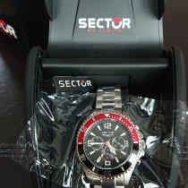 Sector 950 Steel 43mm Black
