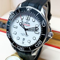 Omega Seamaster Diver 300 M new 2020 Automatic Watch with original box and original papers 210.32.42.20.04.001