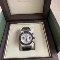 Audemars Piguet Royal Oak Offshore Chronograph Steel 42mm White Arabic numerals United Kingdom, London