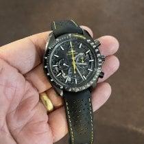 Omega Speedmaster Professional Moonwatch 311.92.44.30.01.001 Unworn Carbon 44.25mm Manual winding