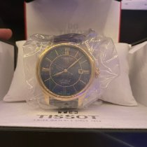 Tissot Le Locle Steel 39mm Mother of pearl Roman numerals United States of America, Connecticut, Brooklyn