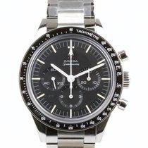 Omega Speedmaster Professional Moonwatch neu 2020 Handaufzug Chronograph Uhr mit Original-Box und Original-Papieren 311.30.40.30.01.001