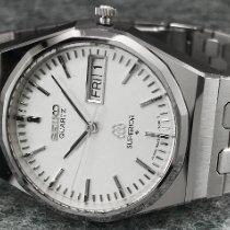 Seiko Superior Steel 36mm White