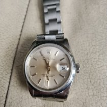 Rolex Oyster Perpetual Date Acero 34mm Blanco Sin cifras España, Barcelona