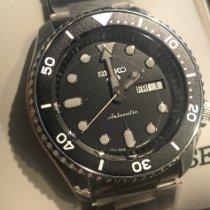 Seiko 5 Sports Steel 42.5mm Black No numerals United States of America, New York, Pomona