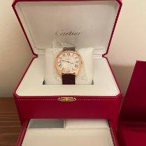 Cartier Drive de Cartier Pозовое золото 39mm Cеребро Римские