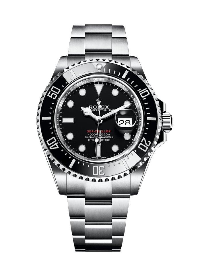 Rolex Sea-Dweller 126600 nov