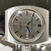 Omega Constellation Day-Date Steel 36mm Silver No numerals India, MUMBAI