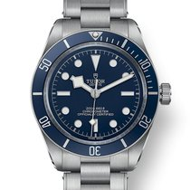 Tudor Black Bay Fifty-Eight Steel 39mm Blue No numerals United States of America, New York, New York