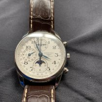 Longines L2.673.4.78.3 Steel 2010 Master Collection 40mm pre-owned United States of America, Texas, Missouri City