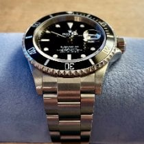 Rolex 16610 Steel 2007 Submariner Date 40mm pre-owned United States of America, New York, New York