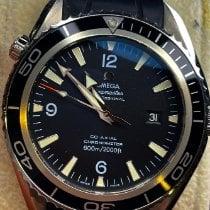 Omega Seamaster Planet Ocean Steel 45.5mm Black Arabic numerals United States of America, Illinois, Chicago
