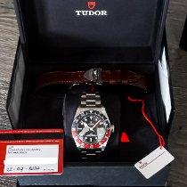 Tudor Acier Remontage automatique Noir Sans chiffres 41mm occasion Black Bay GMT