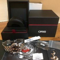 Oris Aquis Date new 2017 Automatic Watch with original box and original papers 01 733 7653 4159-07 8 26 01PEB