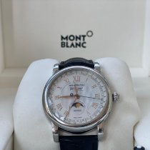 Montblanc Star Steel 42mm White Roman numerals