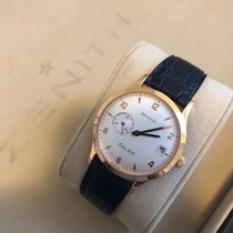Zenith Elite Ultra Thin Or rose 37mm Blanc Arabes France, Neuilly Plaisance
