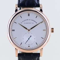 A. Lange & Söhne Saxonia 307.032 Very good Rose gold 40mm Automatic