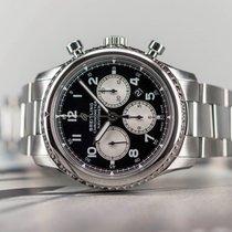 Breitling Navitimer 8 neu Automatik Chronograph Uhr mit Original-Box und Original-Papieren AB0117131B1A1