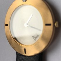 Bunz Yellow gold 38mm Quartz 8200 pre-owned