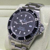 Rolex 16600 Steel 2005 Sea-Dweller 4000 40mm pre-owned United Kingdom, Milton Keynes