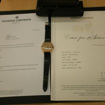 Vacheron Constantin Rose gold Automatic 35mm pre-owned