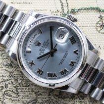 Rolex Day-Date 36 118206 Very good Platinum 36mm Automatic UAE, Dubai
