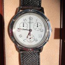 Hermès CL1.910 Stal 2000 Clipper 38mm używany